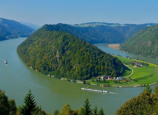 Danube Loop at Schlögen